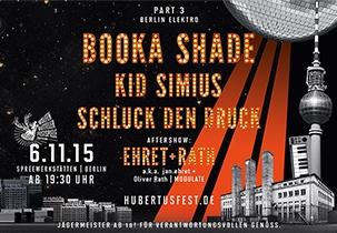 Wolfenbütteler Festspiele - Das Hubertusfest - Berlin Elektro