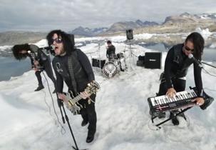 Jägermeister Ice Cold: концерт на айсберге