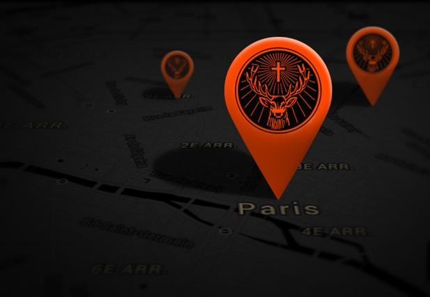 Trouvez les événements organisés par Jägermeister près de chez vous