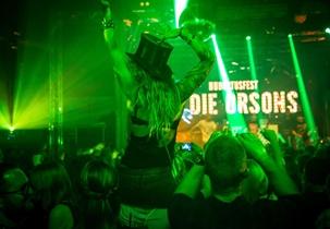 """Jägermeister: Wolfenbütteler Festspiele """"Das Hubertusfest in Berlin - Partyrakete"""