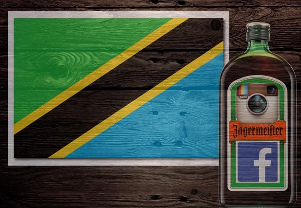 Jägermeister Social Tanzania
