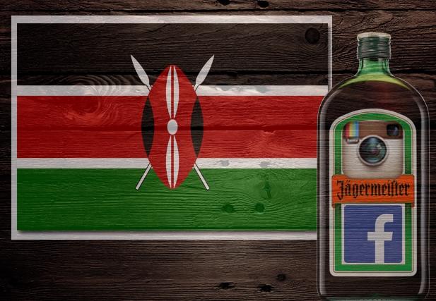 Jägermeister Social - Kenya