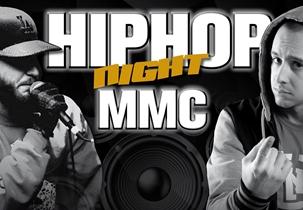 Hip Hop night MMC Bratislava