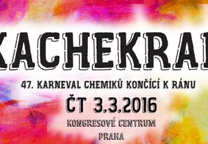 Kachekran karneval všcht