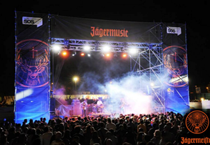 Jägermusic Festival Tour 2015