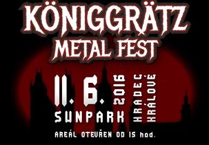 KÖNIGGRÄTZ METAL FEST