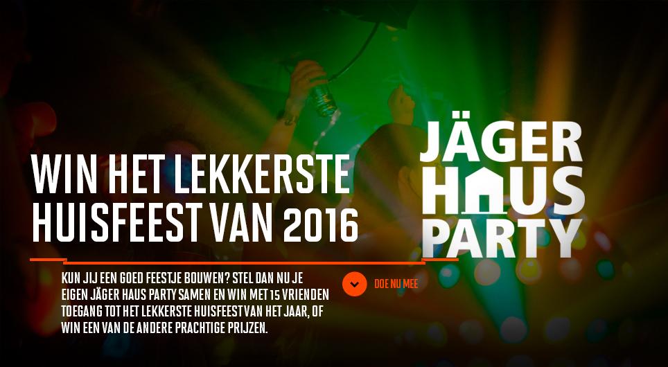 Jäger Haus Party
