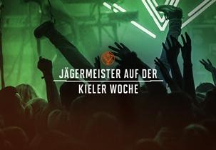 Jägermeister Musikzirkus in der Manege der Freundschaft – Kieler Woche