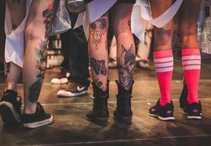 tattoo convention fotoreport