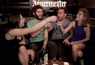 Bartricks with Eran Biderman and Jägermeister