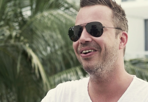 Custom cocktails with Sander Van Doorn