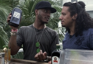 Jäger class with Sunnery James and Ryan Marciano