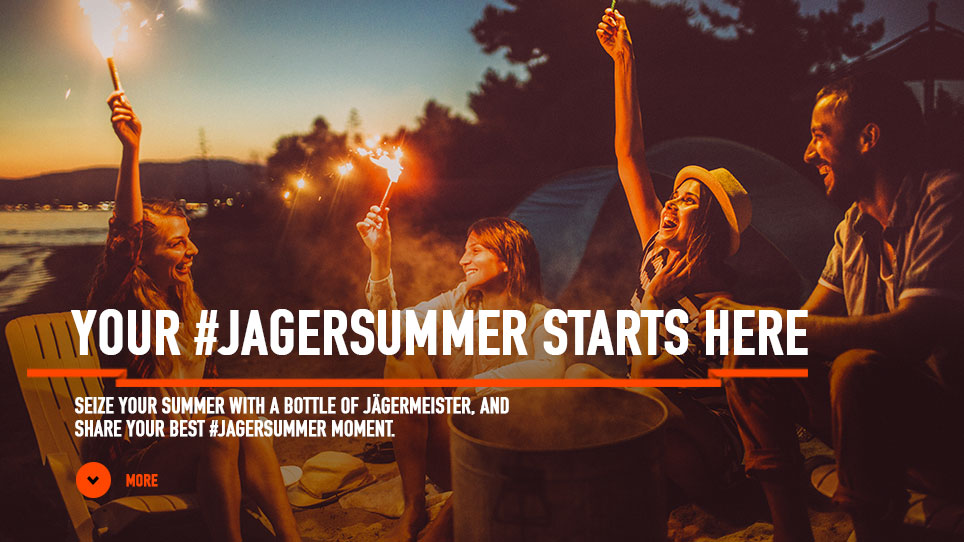 Your #JagerSummer Starts Here