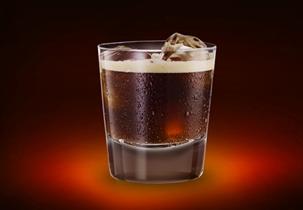 Jägermeister & root beer is the perfect combination.