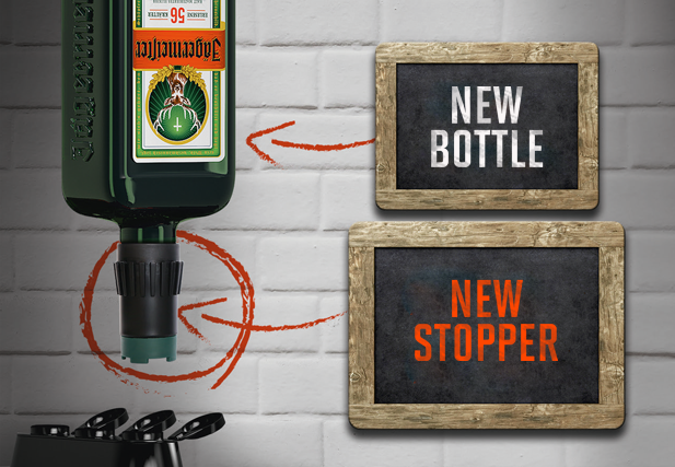 Tap Machine Bottle Stopper