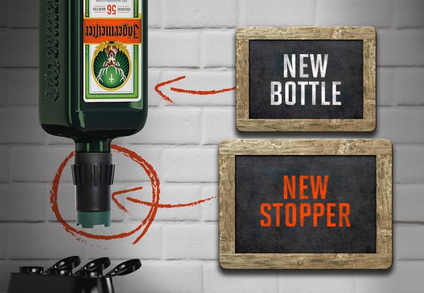 Tap Machine Bottle Stopper
