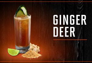 Jägermeister Ginger Deer