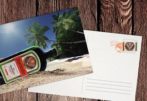 Postales Jägermeister