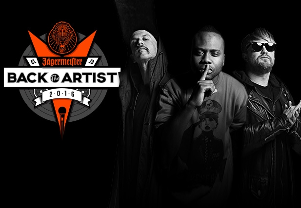 Back The Artist 2016 Finals