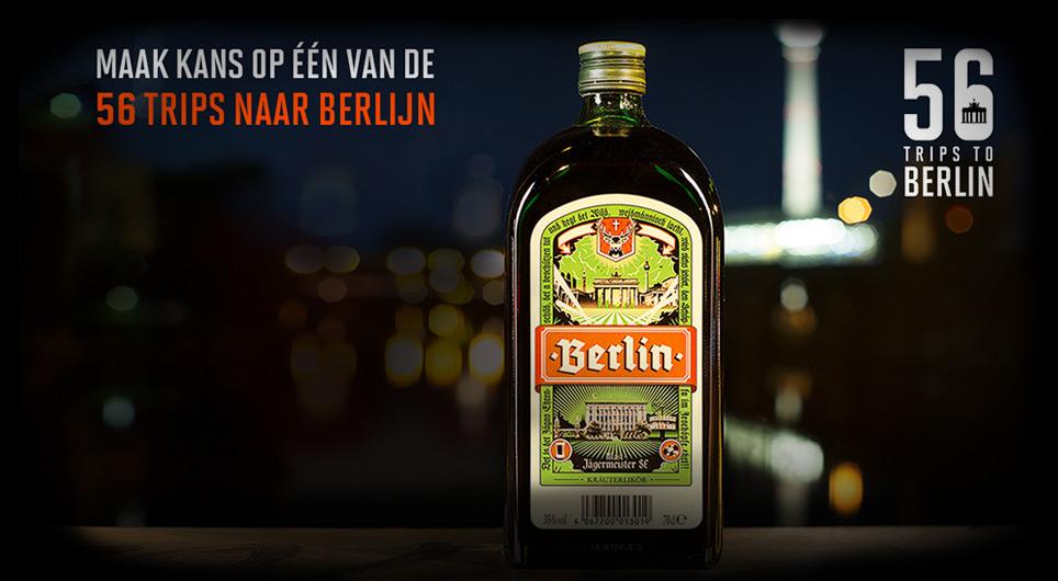 56 trips to Berlin