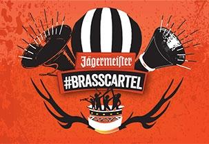 Jägermeister Brass Cartel live