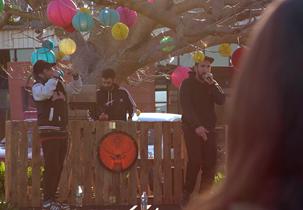 Uruguay: Jägermeister en Ted MTV