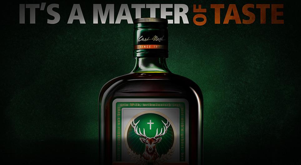It's a Matter of Taste
