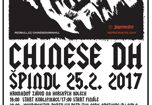 CHINESE DOWNHILL 2017 25.2. - Špindlerův Mlýn-Svatý Petr