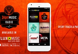 JägerMusic Radio - Der Radio Kanal mit Jägermeister auf FluxFM