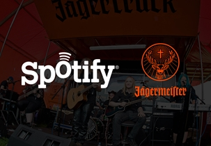 Jägermeister Playlist on Spotify