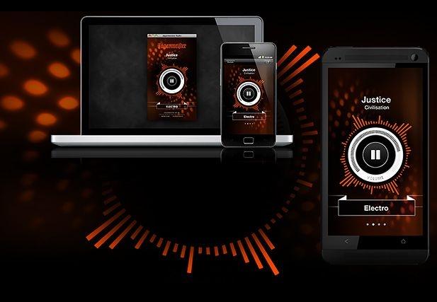 Hudební aplikace