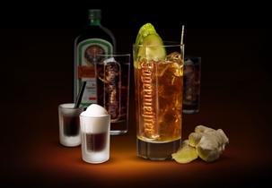 Přehled drinků