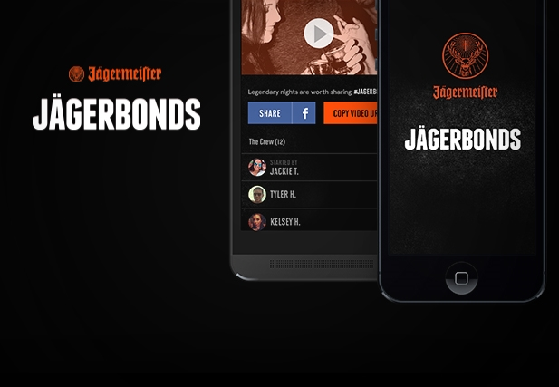 JägerBonds, Google Play, Android, iOS, iPhone, Eli Young Band, Paul Oakenfold, Fall Out Boy