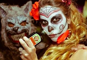 Halloween Jägermeister Argentina