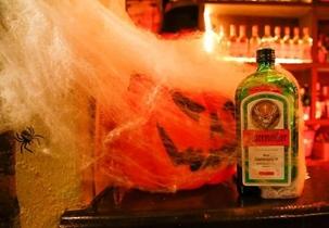 Jägermeister Brasil Halloween e as nossas Jägerettes