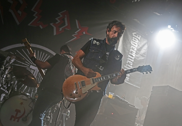 Jägermeister Music Tour 2013: Molotov