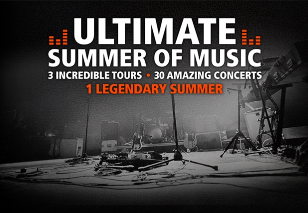 Jägermeister Ultimate Summer of Music