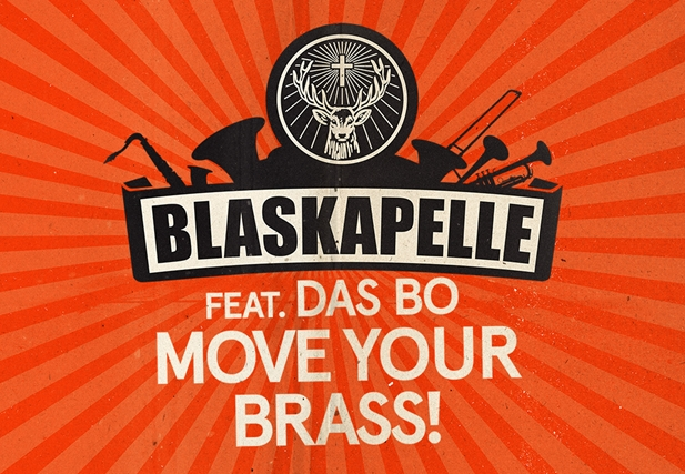 MOVE YOUR BRASS - Die Single der Blaskapelle