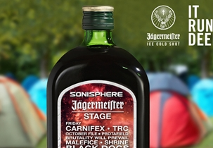Now That's What I Call Sonisphere: Pete of Black Spiders