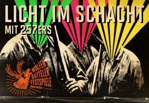 Jägermeister: Wolfenbütteler Festspiele - Licht im Schacht in Bochum