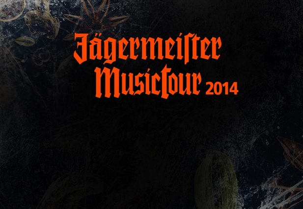 Jägermeister Music Tour 2014