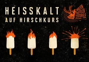 Jägermeister: Wolfenbütteler Festspiele - Heisskalt in Stuttgart