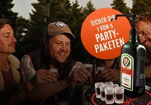 Gewinnspiel: Die Extraportion Jägermeister