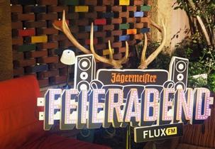 Der Jägermeister Feierabend mit FluxFM in Passau