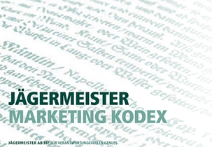 Jägerpedia – Marketing Kodex