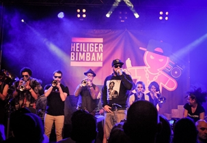 Jägermeister: Wolfenbütteler Festspiele - Heiliger Bimbam in München mit SIDO