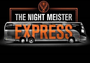 The Night Meister Express - Italy