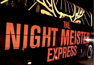 Italy - The Night Meister Express