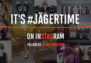 Jägermeister - Follow us on Instagram!