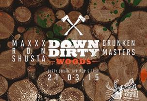 Jägermeister: Wolfenbütteler Festspiele - Down & Dirty - Woods in Dresden
